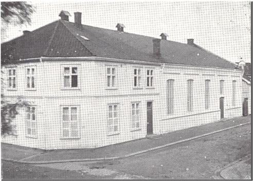 Bethel før 1957