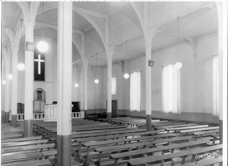 Gamle Storsalen 1957