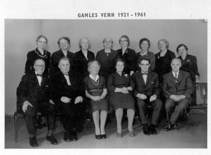 Gamles Venn 1961