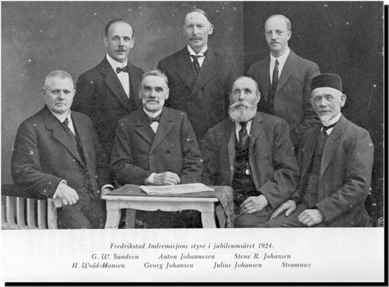 Jubileimstyret 1924