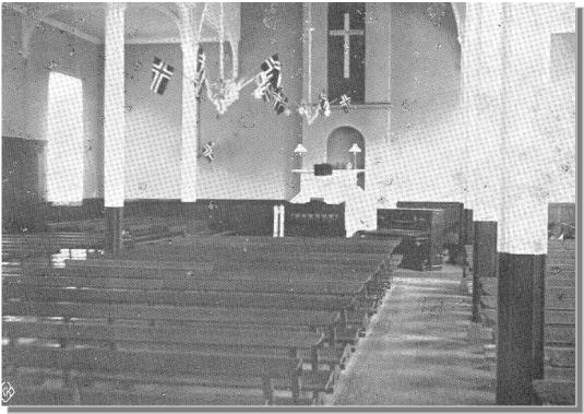 Storsalen før 1957