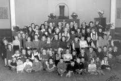 Sondagskolen i Storsalen.