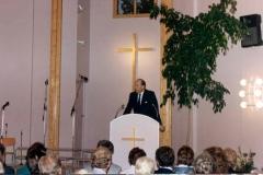 Innvielsen - ordfører Pettersen